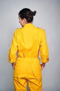 Baby Phat Scrubs, Jumpsuit Pattern, Kaftan, Blue Jeans, Work Wear, Overalls, Rain Jacket, Windbreaker, Raincoat