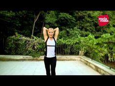 Un corpo sodo con l'elastico fitness - YouTube
