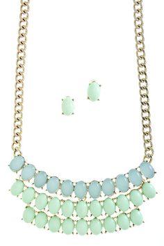 Abeni Necklace & Earring Set