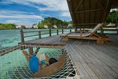 hammock over water - Google Search