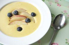 coconut flour pumpkin porridge