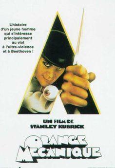 Afficher le sujet - Orange Mécanique- A Clockwork Orange- 1971- Stanley Kubrick • CineFaniac