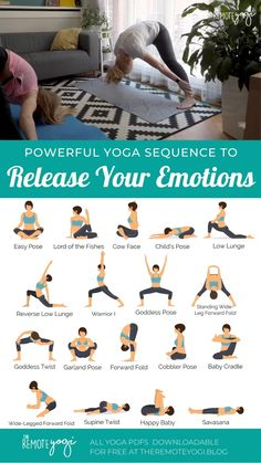 Yoga Flow Sequence, Ashtanga Yoga Sequence, Sun Salutation Sequence, Restorative Yoga Sequence, Morning Yoga Sequences, Morning Yoga Routine, Yoga Videos, Workout Videos, Yoga Moves