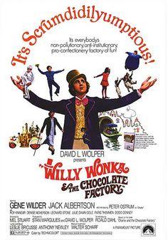 Willy Wonka e la fabbrica di cioccolato (M. Stuart, 1971)