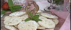Pine Nut Cookies/Biscotti ai Pinoli by Mary Ann Esposito