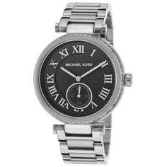 Michael Kors Women's MK6053 Skylar Watch, Size: 40mm, Black