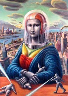 future Mona Lisa