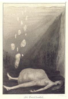 Alfred Kubin - Fertility 1, 1901-02