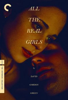 """All the Real Girls""  with David Gordon Green and Paul Schneider  - Spring 2003"