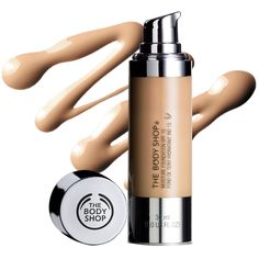 Cruelty free and against animal testing. Discover nature-inspired skincare, body care and gifts at The Body Shop. Body Shop At Home, The Body Shop, Best Foundation, Liquid Foundation, Cruelty Free, Body Care, Face Makeup, Moisturizer, Make Up