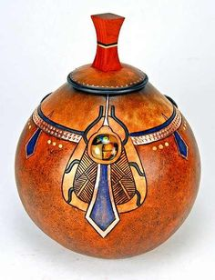 17 Best images about Gourd Art on Pinterest | Folk art, Martin o'malley and Browning