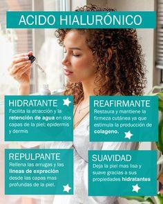 Beneficios del àcido hialurónico Layers Of Skin, Moisturizer
