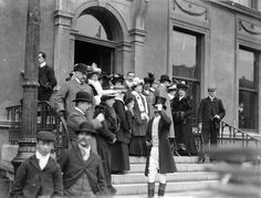 1903, Ireland The Tower Hotel, Imperial Hotel, February 19, Vintage Photography, Hanging Out, Crowd, This Is Us, Ireland, Irish