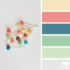 Sweet tones summer color, design seeds и color schemes Bedroom Color Schemes, Colour Schemes, Color Trends, Color Combos, Bedroom Colors, Design Seeds, Palette Design, Colour Pallette, Color Balance
