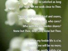 Beautiful Prayer with heart touching music... sing it out loud... with all your heart & let the desire to become one with the Lord lead you in accordance to bring Glory to His mighty name ! Enjoy & keep sharing the blessings for His glory ! God Bless !Shallom !