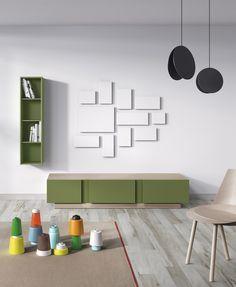 DAN, composition 6 by Instant, Mobenia Home Collection. #design #interior #home #interiordesign #lifestyle #furniture #mobenia #london #dimoradesignlondon