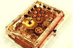 SteamPunk Arcade Stick