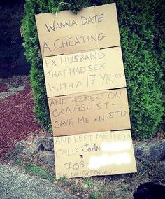 10 Funniest Angry Notes