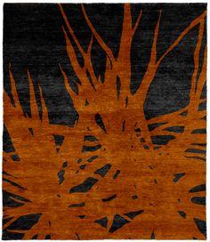 World Rugs | Tibetan Rugs 1 | Edgware B Hand Knotted Tibetan Rug