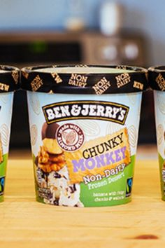 Run, Don't Walk, to Your Nearest Grocery Store and Grab Ben and Jerry's Nondairy Ice Cream