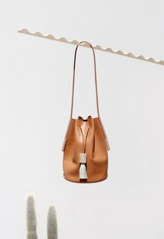 soft leather bags by building block | trendland.com