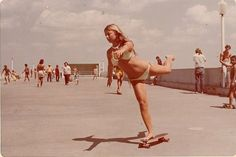 Скейтеры в Майами, 1977