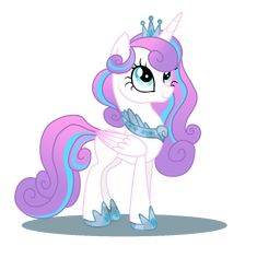 Princess Flurry Heart by Moonlightprincess002 on DeviantArt