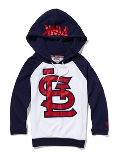 St. Louis Cardinals Baseball Hoodie - Victoria's Secret Pink® - Victoria's Secret please lord let some one buy me this!!