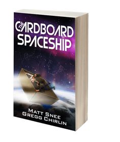 The Cardboard Spaceship book cover