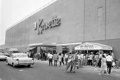 Remember Korvette's  Department Stores? I used to shop at the one in the Perring Plaza Shopping Center on Joppa Rd.