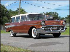 1957 Chevy Station Wagon