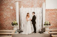 lace and fabric backdrop with floral accents at the base www.heavenlybloomsblog.com