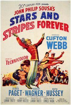 """Stars and Stripes Forever"" (1952)."
