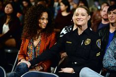 The Fosters' actresses Teri Polo and Sherri Saum sit down with the TV Junkies to talk about what's ahead for Stef and Lena in Season Make A Family, Abc Family, Family Show, Foster Family, Adam Foster, Teri Polo, The Tenant, I Love Mom, Sex And Love