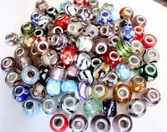 '100 Rhinestone Rondelle Spacers Size 8MM' is going up for auction at  8pm Sat, Mar 2 with a starting bid of $20.