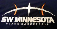 SW Minnesota Stars basketball team banner Custom Banners, Basketball Teams, Minnesota, Tech Companies, Company Logo
