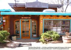 Glass Blowing Demonstrations at Tesuque Glassworks - Santa Fe Creative Tourism