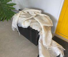 Bridal Shawl Woolen stole Nuno felt Scarf Wedding shawl White | Etsy