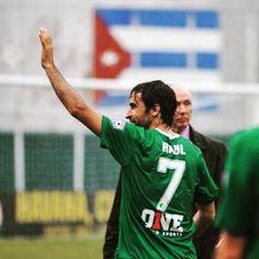 What a soccer player! #raul #raulgonzalez #eternocapitan #eterno7 #soccer #football #futbol #champion