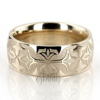 #Milled #Design Wedding Ring #Wedding #Band #weddingband #ring #25karats