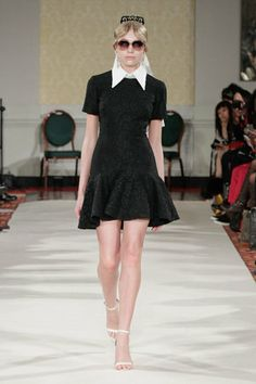 Sofia Dress - A/W14 Collection #LFW #chic #womenswear #pattern