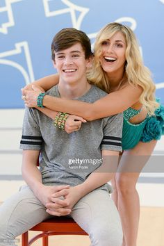 Hayes Grier and Emma: Rehearsals - The celebrity cast of 'Dancing with the Stars' is lacing up their ballroom shoes and getting ready for their first dance on MONDAY, SEPTEMBER 14 (8:00-10:01 p.m., ET) on the ABC Television Network.