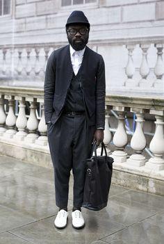 Sam, London | Street Fashion | Street Peeper | Global Street Fashion and Street Style