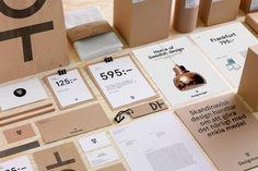 Identité visuelle de Design Torget