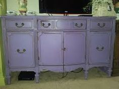 Image result for shabby chic purple