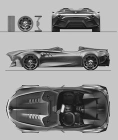 Yanko Design » 100 Years of BMW