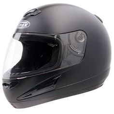 Pick Size /& Color Gmax Adult GM38 Solid Full Face Motorcycle Street Helmet
