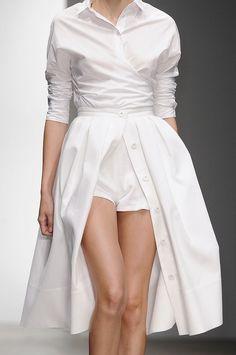 Daks at London Fashion Week Spring 2012