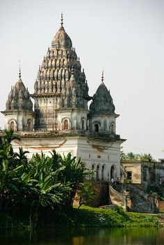 Shiva Temple, Puthia Bangladesh