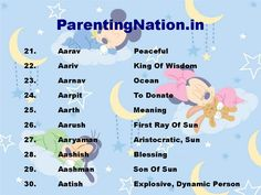 7 best Tula Rashi Baby Boy Names With Meaning images in 2014 | Baby